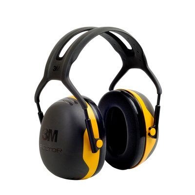 3M PELTOR Earmuffs 31 dB Yellow Headband X2A