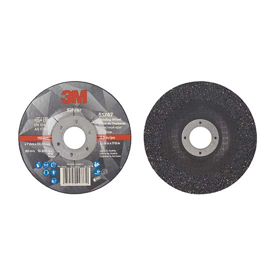3M Silver Grinding Discs