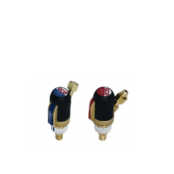 GCE Safeguard 5 - 5 Function Resettable Flash Back Arrestor