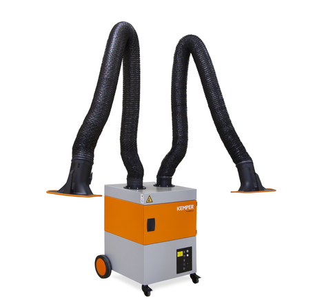 ProfiMaster Welding Smoke Filter 2 Arm